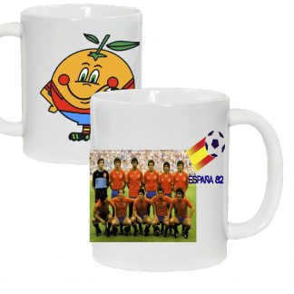 Taza Mundial España 82